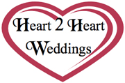 Heart 2 Heart Weddings (NEW)
